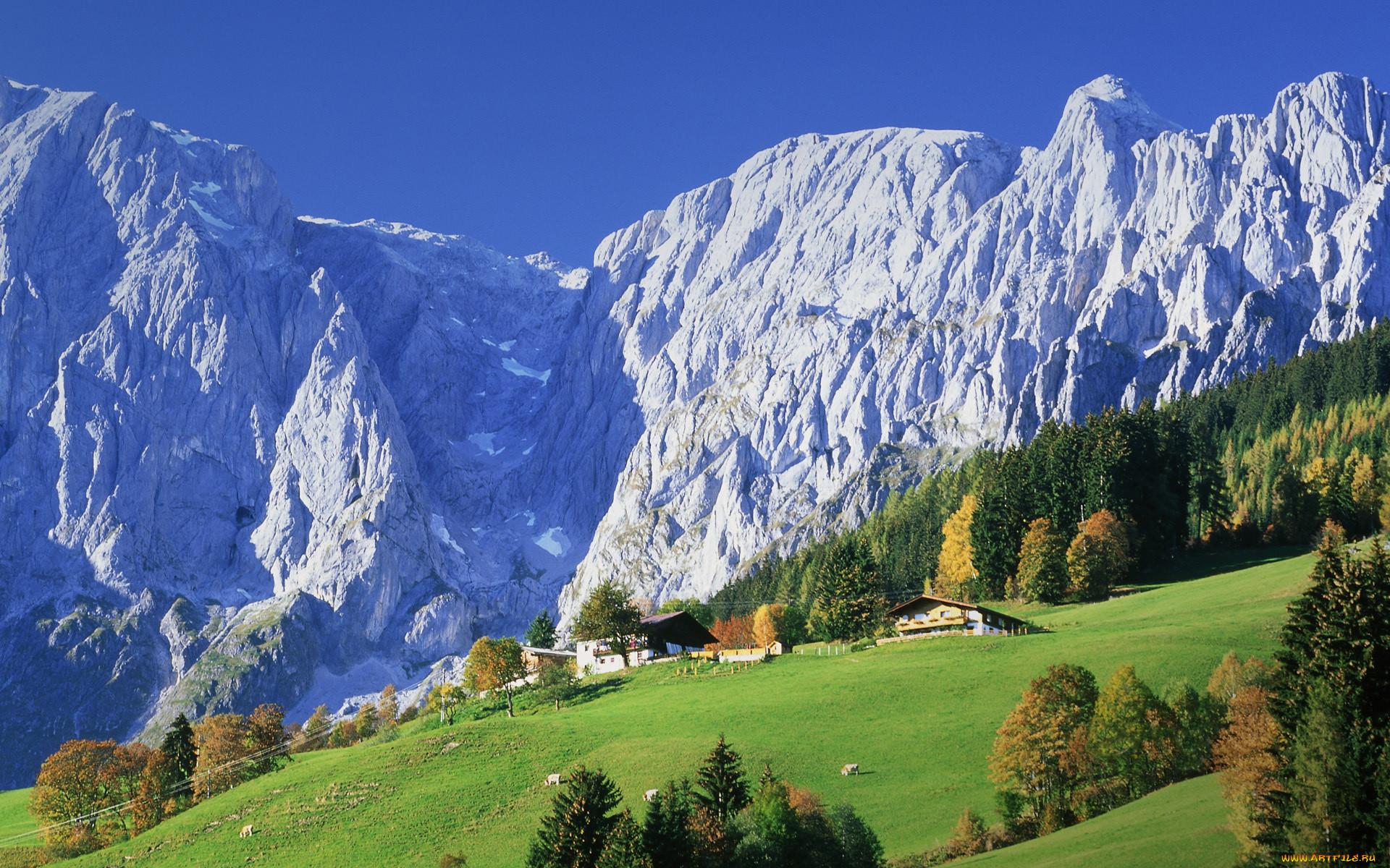 подданные альпийские горы фото для рабочего стола подвешивали переднее
